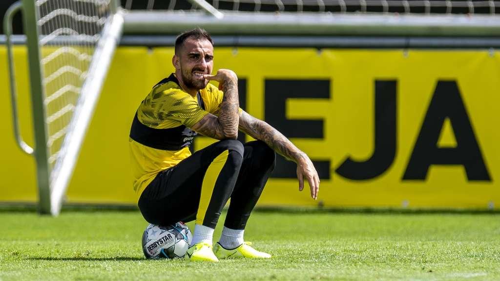 A BL-meccs előtt sérült meg Alcácer, Hummels visszatér