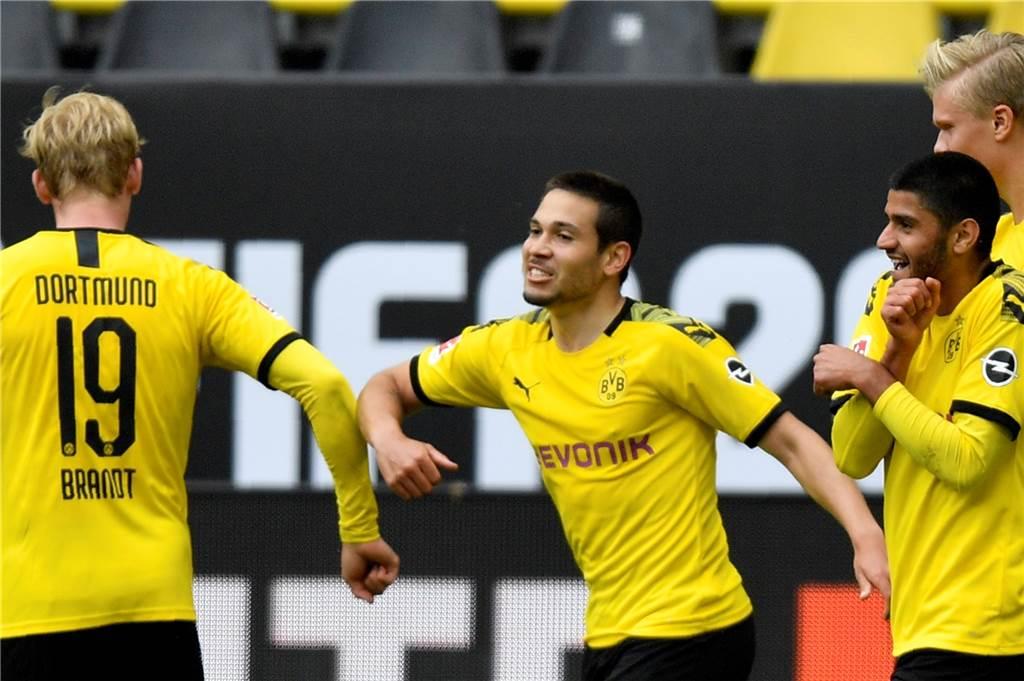 4-0-ás derbigálával nyitotta a Dortmund a folytatást