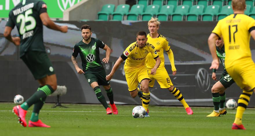 A 67. és 68. akciógólunkat szereztük a Wolfsburg ellen