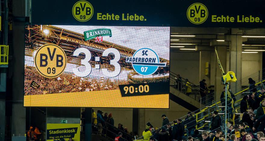 Tartsuk észben az őszi Paderborn elleni meccset