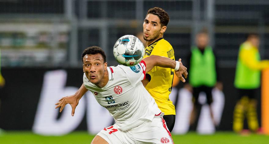 2-0-ra nyert a Mainz Dortmundban