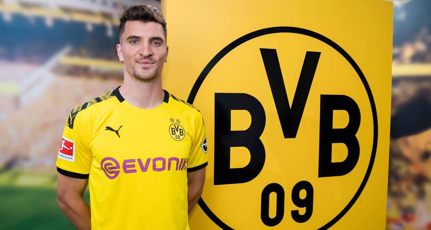 HIVATALOS: Thomas Meunier a Borussia Dortmund játékosa!
