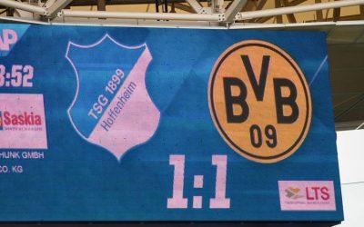 Van miért visszavágni a Hoffenheimnek