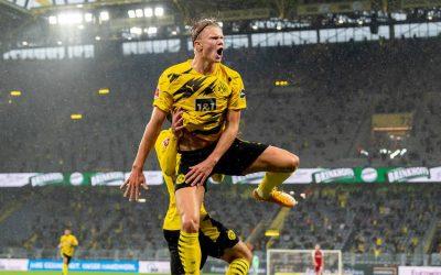 Haaland gólja törte meg a jeget a Freiburg ellen