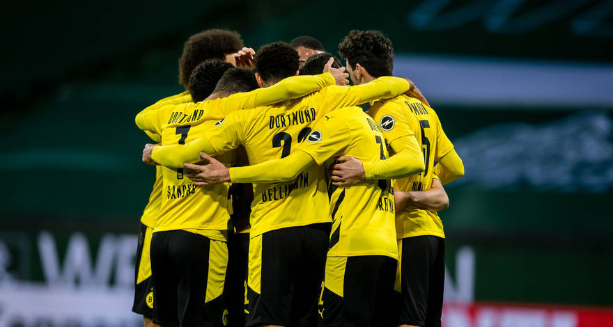 2-1-es győzelemmel zárt a Dortmund Brémában