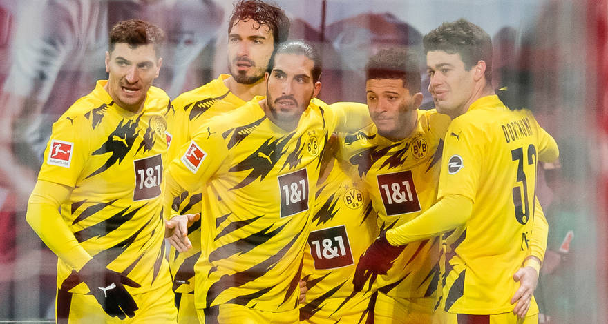 Sancho nyitása és Haaland duplája 3 pontot ért a Dortmundnak
