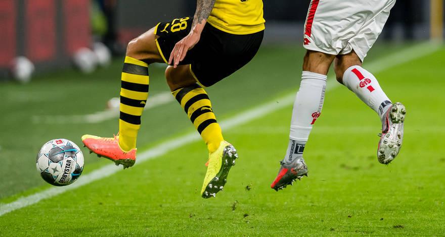 2011 óta mindig győztest hirdetnek a Signal Iduna Parkban a Dortmund-Mainz találkozón