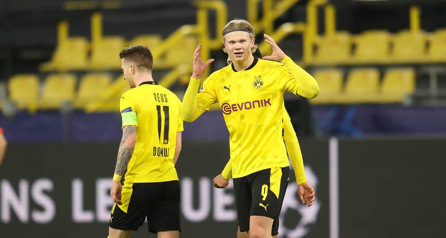 Nyomás, Haaland, izgalom – nyolc között a Dortmund a BL-ben!