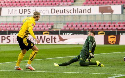 Egy pontot hozott el a Dortmund a Köln otthonából