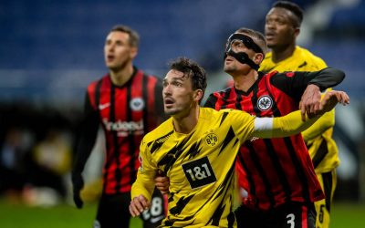 A gólok ígéretét rejti magában a Dortmund és Frankfurt összecsapása