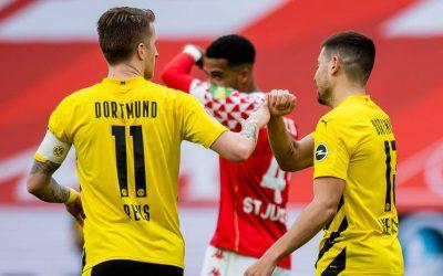 Kupagyőzelem után BL-kvalifikáció: a Mainz elleni 3-1 volt a hab a tortán