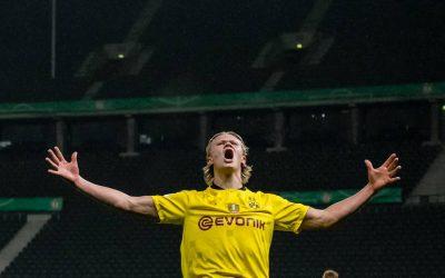 A Német Kupa döntőjében ketten is a legfiatalabb duplázóvá váltak
