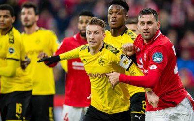 Immáron a BL-indulásról dönthet a Mainz-Dortmund találkozó