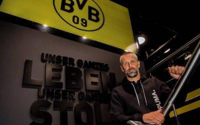 Rose: Dortmund tökéletes hely a kemény munkával járó futballhoz