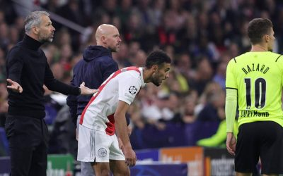 """Rose: """"…több, mint megérdemelt győzelem volt az Ajax számára"""""""